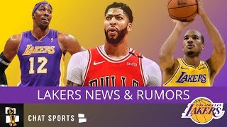 Today's Lakers Video: Anthony Davis To The Bulls? Dwight Howard's Hot Start,  Lakers Injury Update