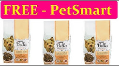 FREE Dog Food With Printable Coupons At PetSmart