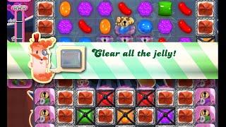 Candy Crush Saga Level 1478 walkthrough (no boosters)