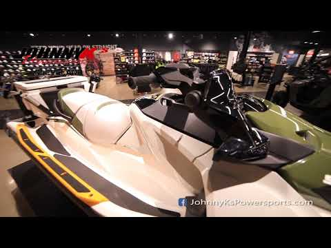 Sea-Doo For Sale In Cleveland, Ohio At Johnny K's Powersports