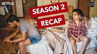Little Things Season 2 Recap in Hindi | The Explanations Loop