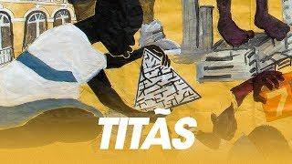Gambar cover BK' - Titãs (Gigantes)