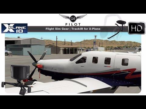[X-Plane] Flight Sim Gear | TrackIR for X-Plane 10