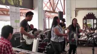 8th Dec 2013 Sixth Sense -  American Boy @ 10th Penang Island Jazz Festival