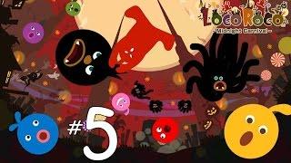 LocoRoco Midnight Carnival ⌠PSP⌡- Part 05 Momentum