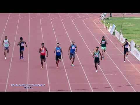 MEN 400m  FINAL.57th National Open Athletics Championships 2017