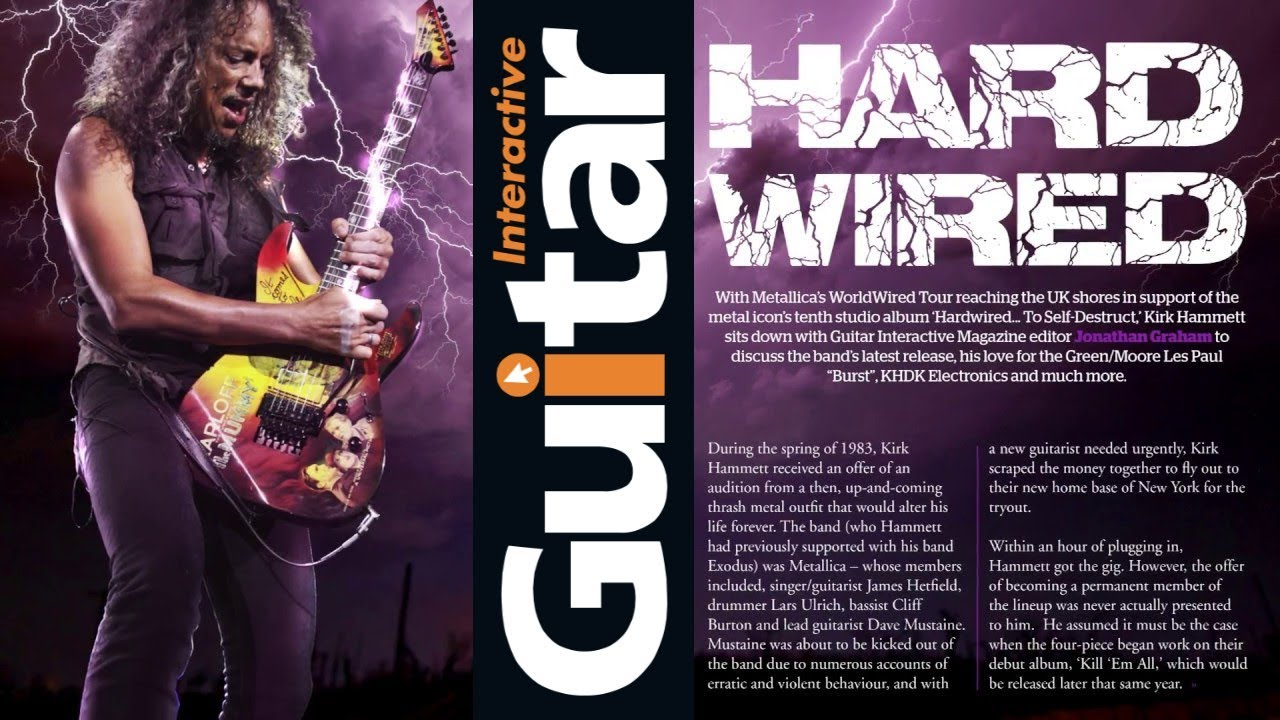 Issue 54 of Guitar Interactive Magazine is online! | Read it now for free