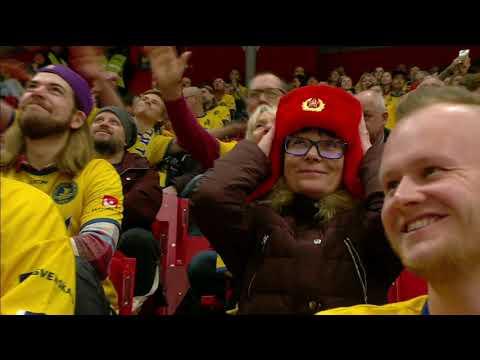 Видео: Шведские игры-2020. ШВЕЦИЯ - РОССИЯ. Обзор матча