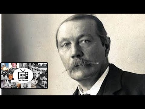The Father of Sherlock Holmes: Sir Arthur Conan Doyle (1927)