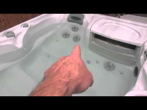 how to clean my hot tub jets