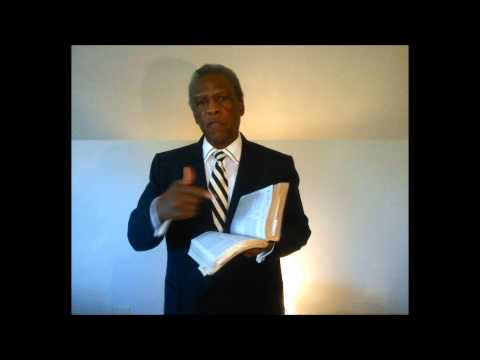 Meditate on the Word Day and Night by Pastor Davis