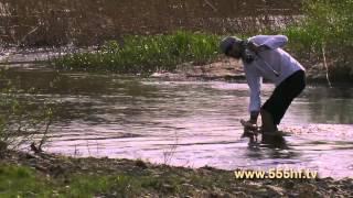 Рыбалка. Чирской голавль. Часть 1. Рыбалка с Андреем Старковым.