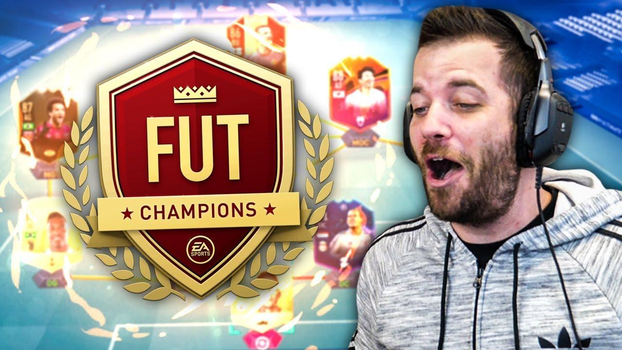 JE JOUE FUTCHAMPION SUR LE COMPTE DE STÉPHANE - FIFA19