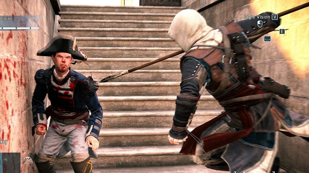 Assassin S Creed Unity Edward Kenway S Outfit Ultra Gtx 970 Youtube