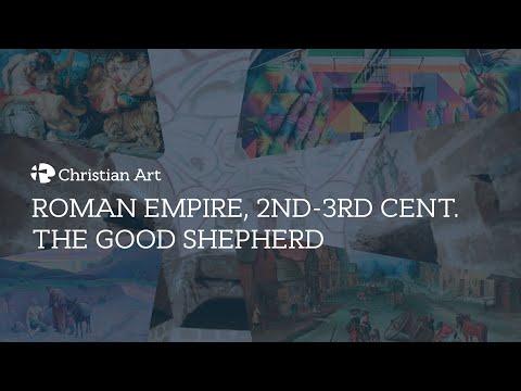 Roman Empire, 2nd-3rd century, The Good Shepherd