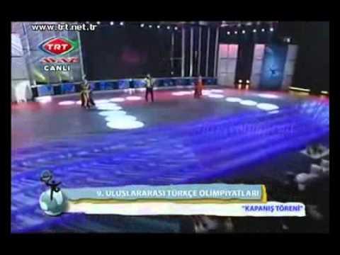 9•Türkçe Olimpiyatları  Gönlümün Gülü Bosna Hersek