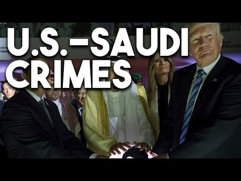Orb of Evil: Trump's embrace of Saudi Arabia, with Mohammed al-Nimr (Moderate Rebels Ep. 5)