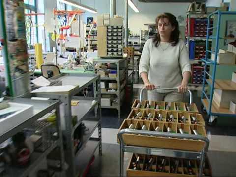 Imagefilm von Holmberg GmbH & Co. KG