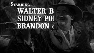 Goodbye, My Lady Trailer 1956