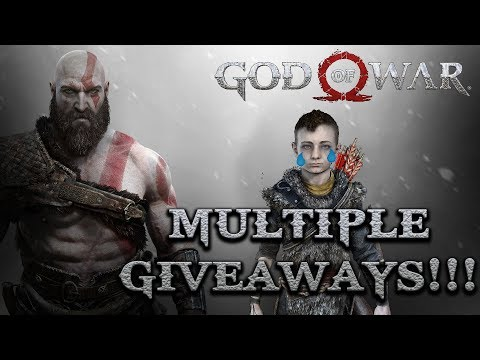 TROPHY TUESDAY: DADDY ISSUES 101 (GOD OF WAR): MULTIPLE GIVEAWAYS!!!