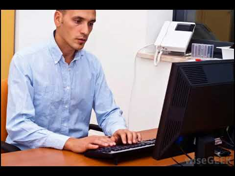 What is a Data Entry Clerk  YouTube