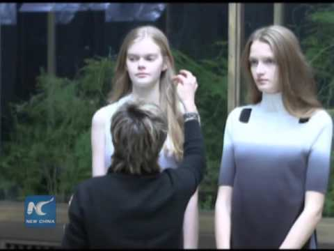 Made-in-China fashion takes center stage in Italian fashion capital