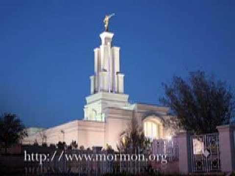 San Antonio Texas Lds Mormon Temple Mormons Youtube