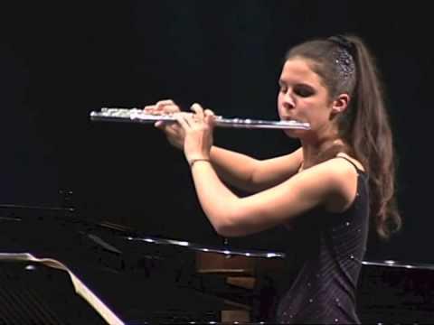 Gaubert - Nocturne | gespielt von Karolin (Klavier) und Friederike (Querflöte) Stegmann