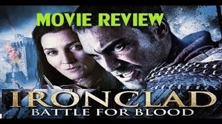 IRONCLAD 2 : BATTLE FOR BLOOD ( 2014 ) Fantasy / Histroical Movie Review