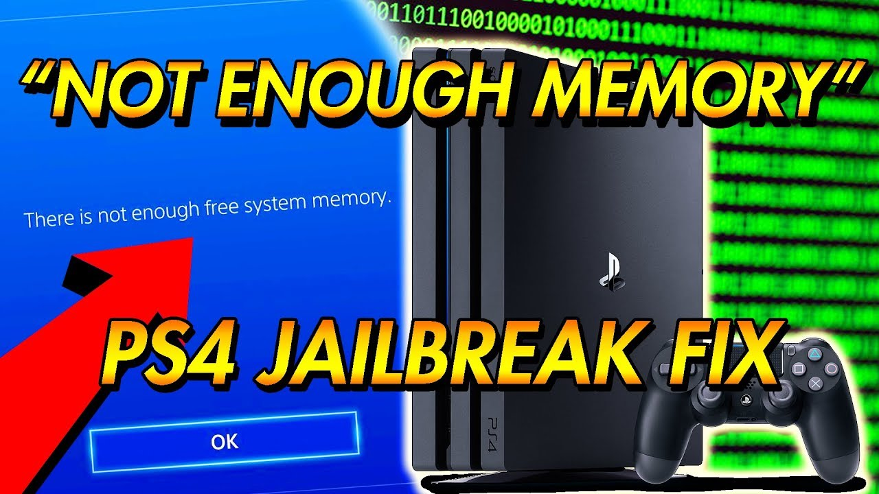 There is not enough memory in the system: how can I fix it