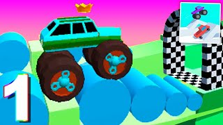 Wheel Scale (by Supersonic Studios) Gameplay Walkthrough Part 1 (Android)