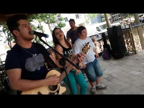 Banda Érini no DNJ - A alegria