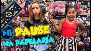 DESAFIO DO PAUSE NA PAPELARIA