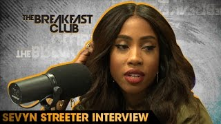 Sevyn Streeter Interview With The Breakfast Club (8-16-16)