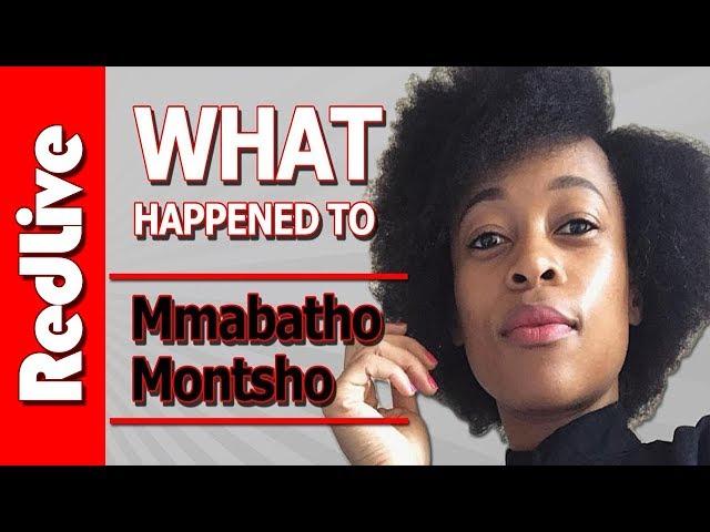 What Happened to Mmabatho Montsho