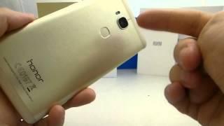 honor 5X - обзор сбалансированного смартфона от Huawei
