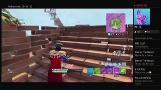 Fortnite | First to ever play with Dante Skin. Giveaway!!