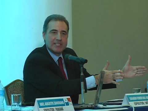 Conf. de Eduardo Ferrer - Jornadas Iberoamericanas en Panamá