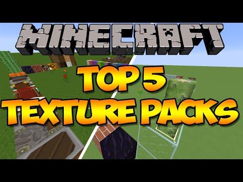 minecraft:-top-5-texture-packs-(resource-packs)-(1.8)