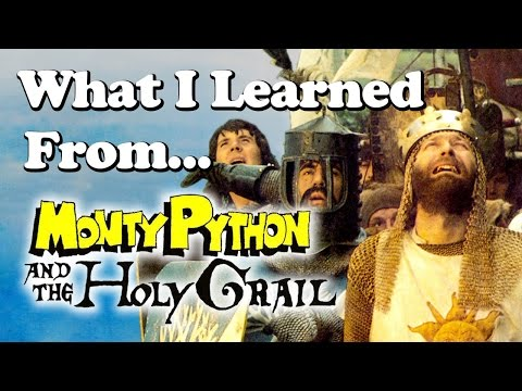 What 'Monty Python and the Holy Grail' Teaches Us About Filmmaking