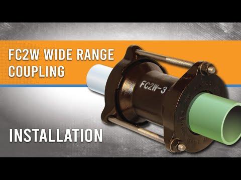 FC2W Wide Range Coupling