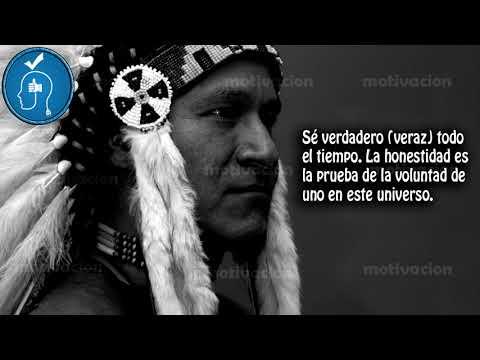 Grandes Frases De Indígenas Americanos Youtube