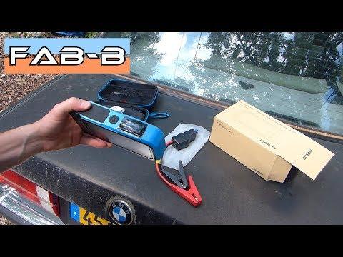 Test Booster Et Batterie Nomade SUAOKI U10