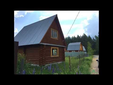 Дача в СНТ Надежда, окруженным лесом - 85 км Щелковское шоссе
