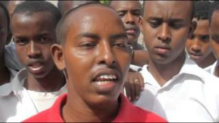 Mandera county best perfoming kcse student 2014