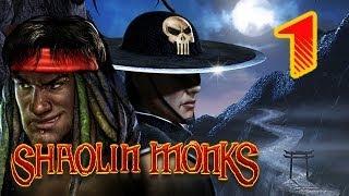 Best Friends Play Mortal Kombat Shaolin Monks (Part 1)
