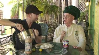 How To Make A Key Lime Pie With Kermit -  Key West Style