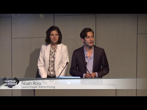 Startup 2013 - 07 Noah Ross and Melanie Weinberger HD