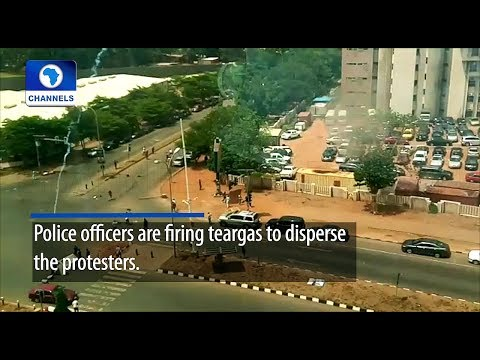 Police, Shiite Members Clash In Abuja