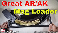 Another great speed loader for your AR & AK magazines